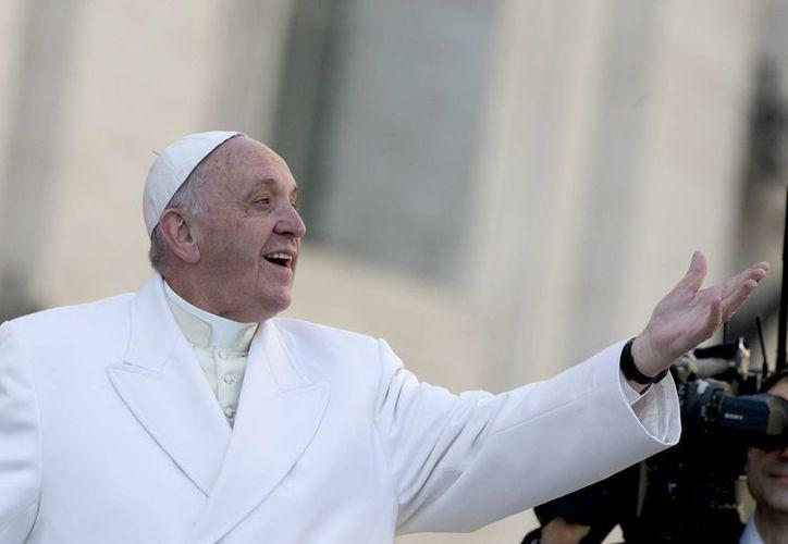 En las últimas dos semanas el líder católico ha mantenido una intensa agenda de trabajo y sin días formales de descanso. (Agencias)