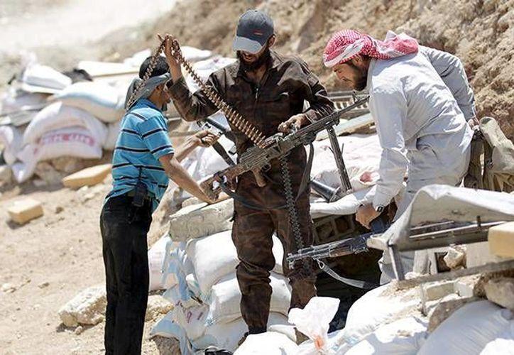Ahrar al Sham se opone firmemente al califato del Estado Islámico. Por ello, podría convertirse en aliado de países occidentales para combatir al grupo extremista. (RT)