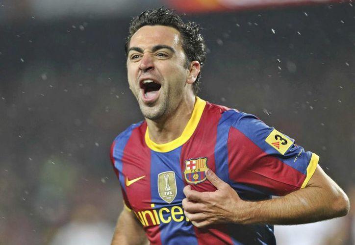 Xavi se perderá también el duelo ante el Milán. (Archivo/Agencias)