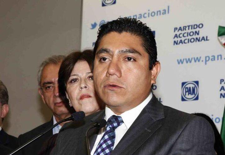 Preciado: el gobierno federal empeño su palabra dentro del Pacto por México de aprobar la reforma político-electoral previo a la energética. (Notimex)