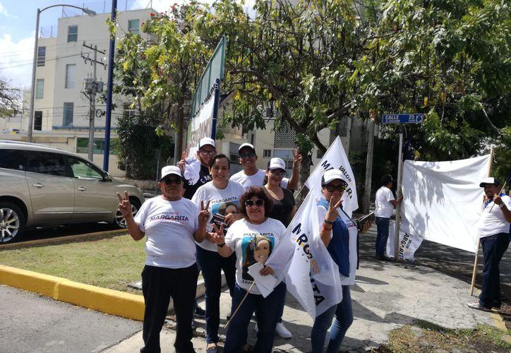 """""""Seguiremos luchando contra la impunidad, la injusticia y el cáncer que asfixia a México"""". (Milenio Novedades)"""