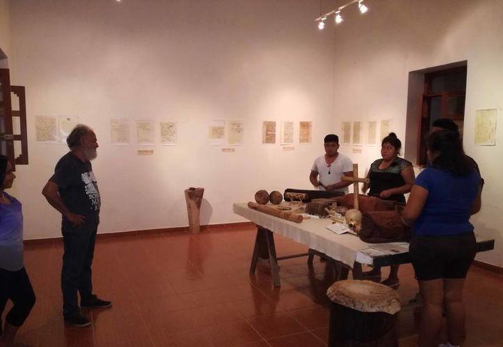 Para el evento nacional, prepararon a cinco estudiantes en la música prehispánica. (Jesús Caamal/SIPSE)