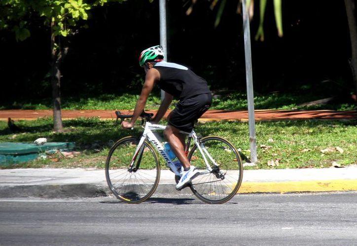 Las ventas de estos modelos son bicicletas de fabricación mexicana de tres marcas diferentes y tienen buena demanda. (Licety Díaz/SIPSE)