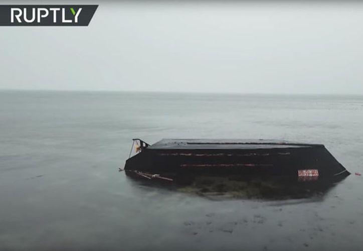 Debido a las tensiones entre Tokio y Pionyang, es más que improbable que los familiares de los pescadores norcoreanos obtengan sus restos. (RT)
