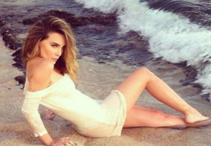La cantante dice tener muchos proyectos para este 2014. (Instagram belindapop)