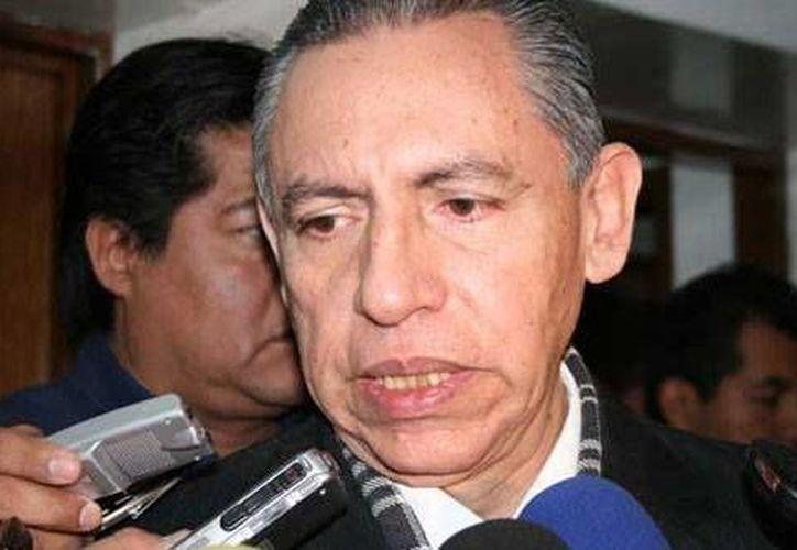 Benítez Vélez fue Procurador del Estado de Morelos de 2009 a 2012. (Archivo/Agencias)