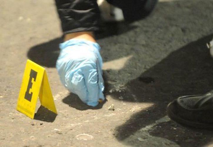 Dos mujeres resultaron heridas de bala afuera de un jardín de niños en Ciudad Victoria. (Cuartoscuro).