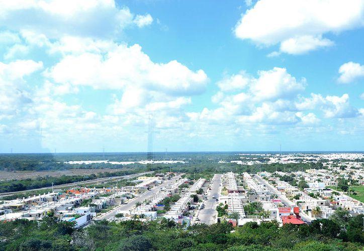 Se pronostica un aumento de al menos 35% en la construcción de nuevas zonas, en Mérida. (Foto: Daniel Sandoval/Milenio Novedades)