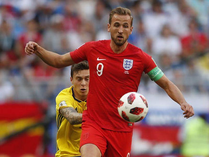Harry Kane hoy es el goleador del Mundial pero su etapa como jugador juventil fue muy difícil (Foto AP)