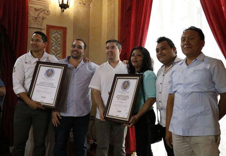 Fueron certificadas 29 empresas turísticas con distintivos Moderniza y H. (Foto:  José Acosta/ Milenio Novedades)
