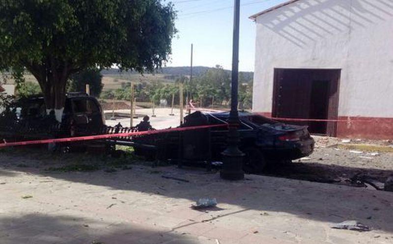 Tres muertos y dos lesionados tras explosión en Chiquilistlán, Jalisco