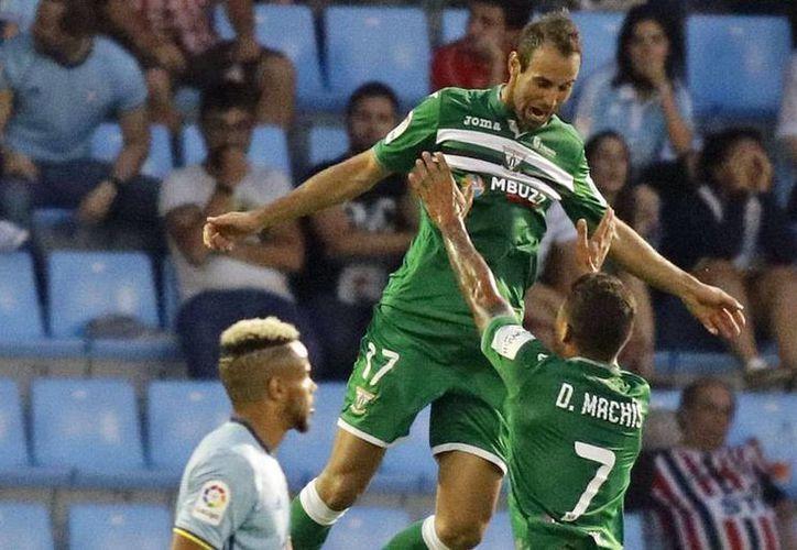 El debutante Leganés ganó este lunes en casa del Celta, que llevaba 12 partidos sin perder como local. (marca.com)