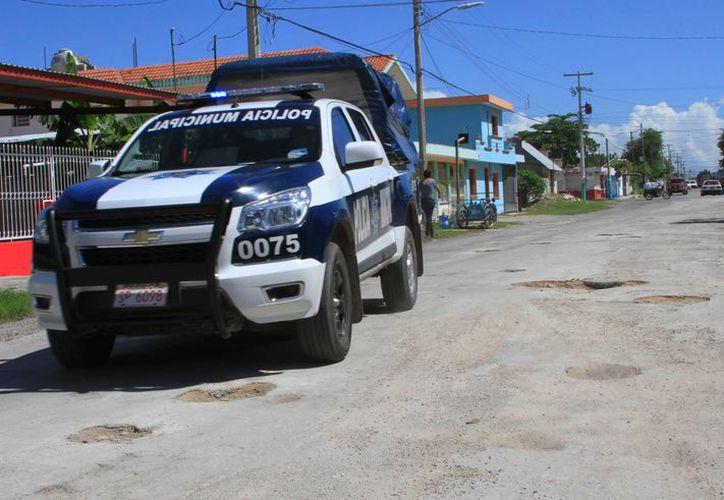 En el caso de la Policía, los elementos han recibido capacitación sobre Derechos Humanos. (Ángel Castilla/SIPSE)