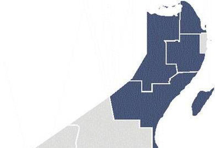 La sede del nuevo Distrito Electoral Federal se encontraría en la zona norte del estado. (wikimedia.org)