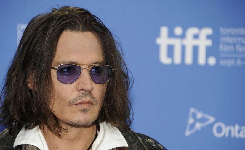 Aunque sólo se tiene planeado que Depp sea el productor, es posible que de vida al personaje principal. (Agencias)