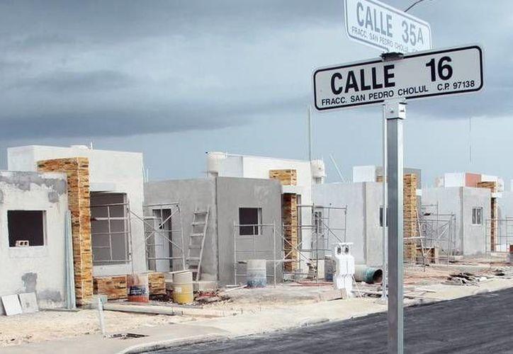 La construcción estuvo 'deprimida' en 2015, al grado de que el crecimiento será menor a lo esperado. (SIPSE)