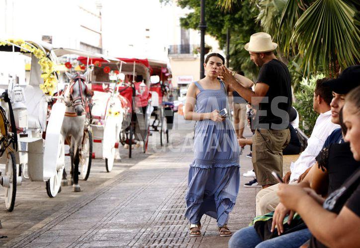 Mérida se colocó a la cabeza de las ciudades con la mayor ocupación hotelera. (José Acosta/Novedades Yucatán)