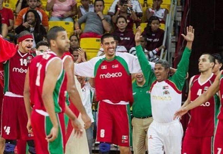 La selección mexicana de básquetbol  podrá participar en el torneo preolímpico de julio próximo, cuyo sorteo se realizará el próximo martes. (Imagen tomada de cronicadechihuahua.com)