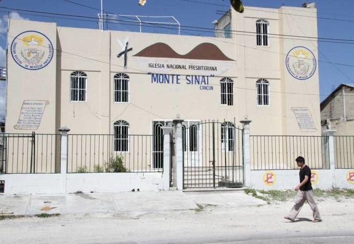 Se han detectado 50 centros religiosos que no están inscritos en el padrón de Benito Juárez. (Archivo/SIPSE)