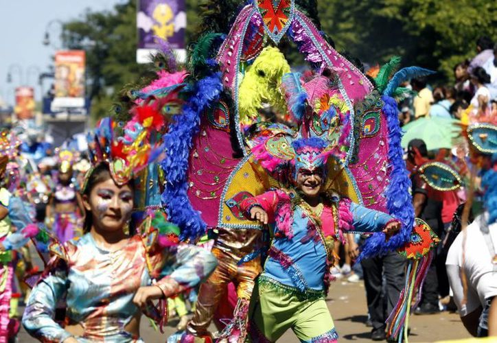 El Carnaval 2014 ya no será en el centro de Mérida, sino en Xmatkuil. (SIPSE)