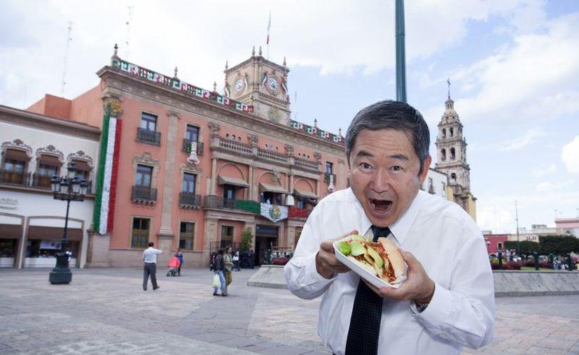 Yasuiza Suzuki, cónsul general de Japón en León. (ProMagazine)