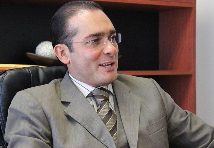 Luis Ángel Bravo Contreras aseguró que 'no tengo nada que ocultar, ni nada que me avergüence'. (Proceso)