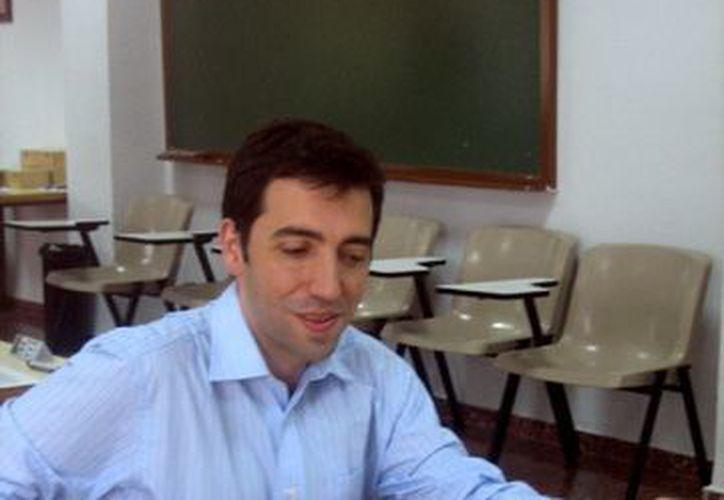González García se anotó el primer triunfo del año. (chessbase.com)