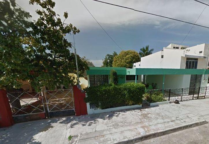El hecho ocurrió en un predio del fraccionamiento Jardines de Mérida. (Google Maps)