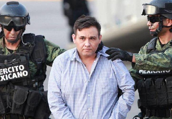 La Armada de México capturó a Hugo César Román Chavarría, operador de los Zetas en Culiacán, Sinaloa. (economiahoy.mx)