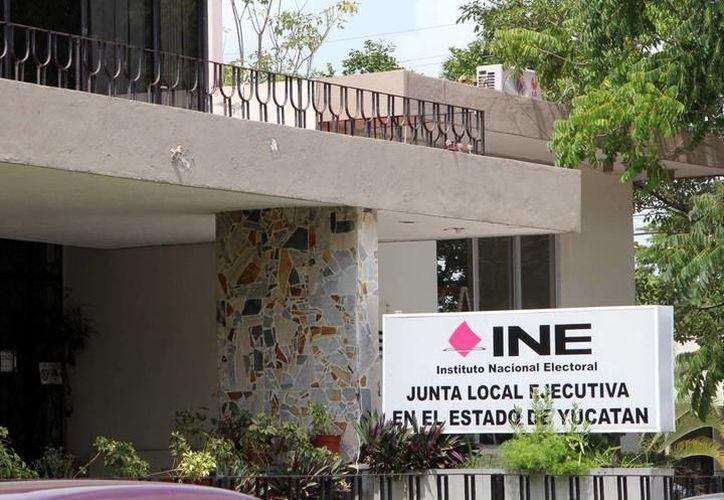 El INE inició el 15 de febrero los recorridos para ubicar los puntos donde se instalarán las casillas. (Milenio Novedades)