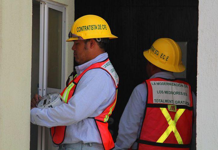 Suman 19 denuncias por robo de electricidad a la paraestatal. (Octavio Martínez/SIPSE)