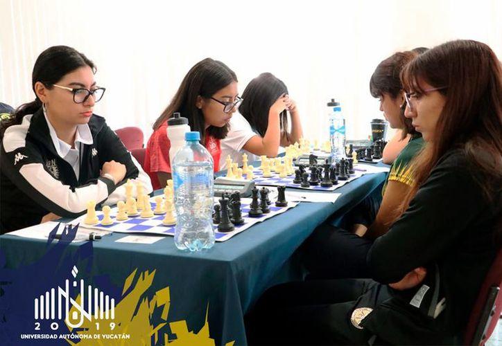 Las ramas varonil y femenil son lideradas por estudiantes de instituciones yucatecas.