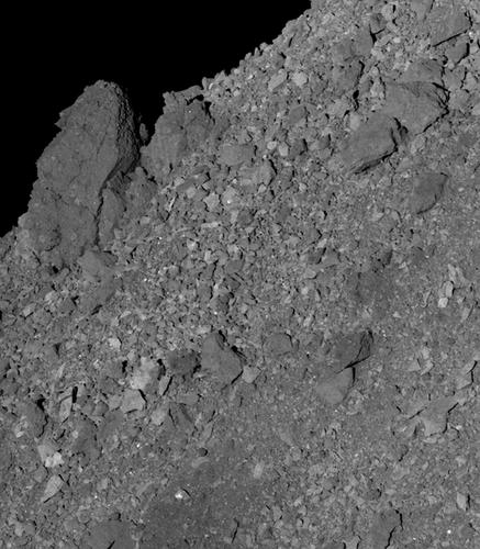 La NASA muestra la superficie del 'asteroide del Apocalipsis' (fotos)