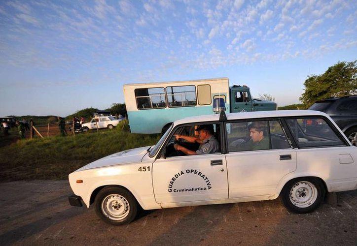 Un grupo de disientes de Cuba denunció el arresto de centenares de compañeros durante junio. (Archivo/EFE)