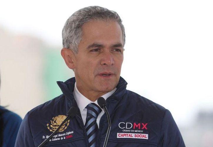 Mancera  truncó su aspiración de buscar una candidatura independiente por la presidencia de la República. (Foto: Contexto)