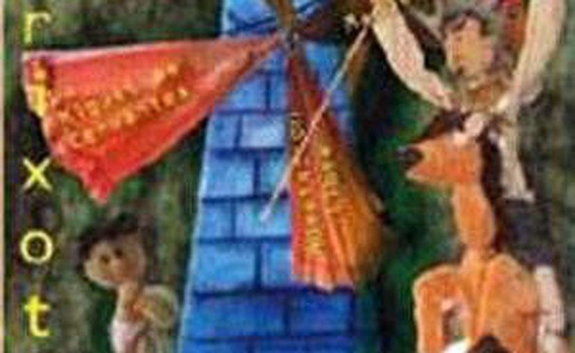 En el marco del festival de teatro se presentará un show de títeres en los municipios de Cuzamá y Espita. En la foto, el cartel de  'Titirixiote'. (Milenio Novedades)