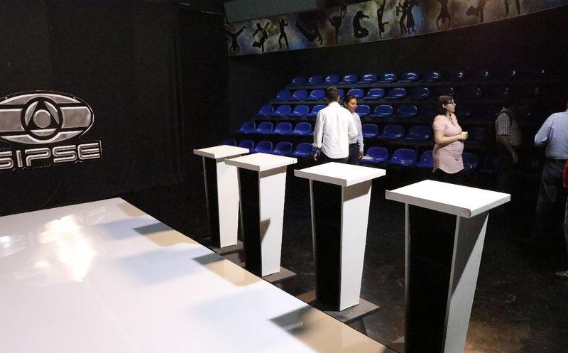Mañana se efectuará el primer debate entre candidatos a la gubernatura. (José Acosta/Milenio Novedades)
