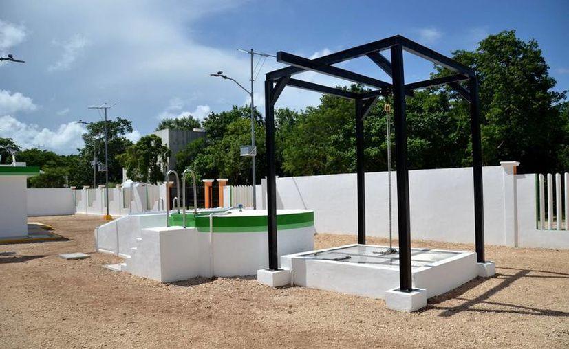 Entre los trabajos se contempla la ampliación de la red de agua potable. (Redacción/SIPSE)