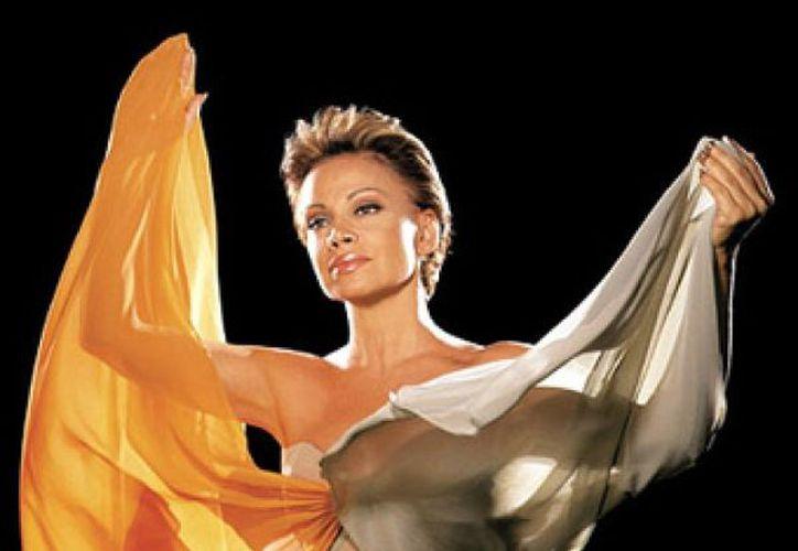 Paloma San Basilio grabó mas de 30 albumes. (www.esglobedia.com)