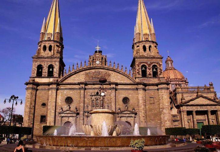 Uno de los símbolos más emblemáticos de Guadalajara son las torres tan distintivas de su catedral. (Contexto/Internet)