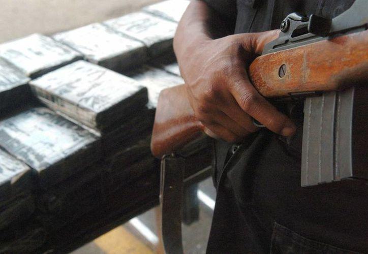 El pasado año Estados Unidos incautó de 150 a 200 toneladas de cocaína, con ayuda de países como Honduras, Guatemala, Belice, El Salvador y Colombia. (EFE/Archivo)