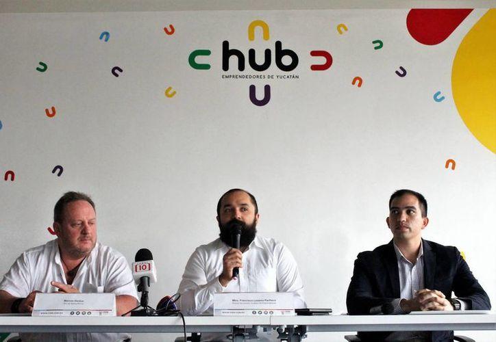 Francisco Lezama Pacheco, titular del Instituto Yucateco de Emprendedores, exhortó a participar en la convocatoria. (Milenio Novedades)
