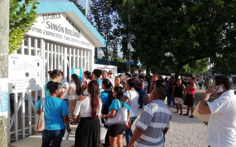 La redistritación hecha el año el distrito 03 comprende una fracción de Cancún, Leona Vicario y el ejido Alfredo V. Bonfil. (SIPSE)