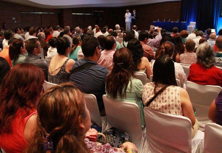 Los paneles se realizarán del 21 al 23, en el hotel Moon Palace. (Luis Soto/SIPSE)