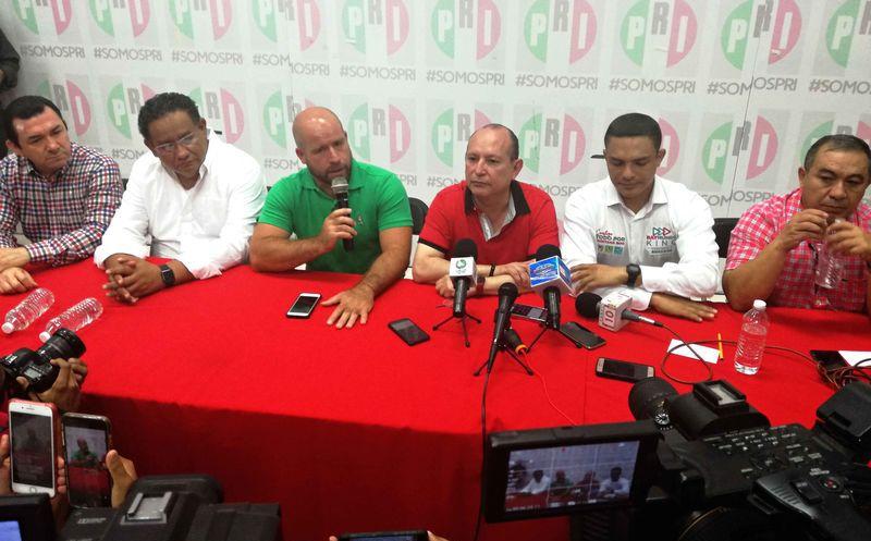 La decisión para que Mario Machuca fuera el candidato fue de último momento. (Redacción/SIPSE)