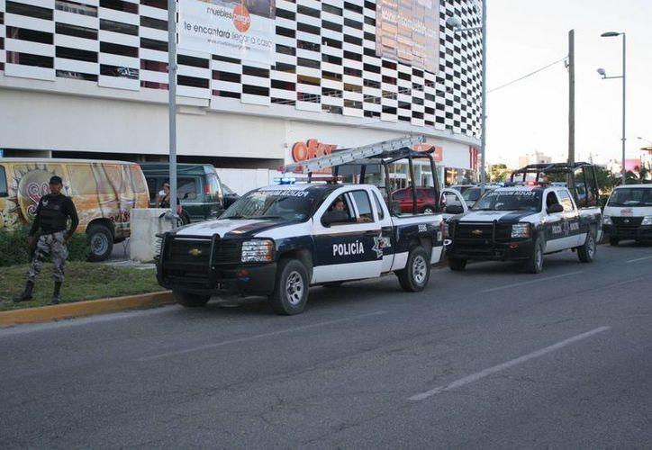 Se ha detectado el crecimiento de la percepción de inseguridad y la desconfianza en los cuerpos policíacos. (Tomás Álvarez/SIPSE)