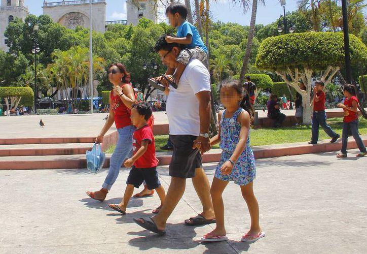 La familia, elemento indispensable en la sociedad. Red Pro Yucatán recolectará firmas para la iniciativa de ley. (Milenio Novedades)