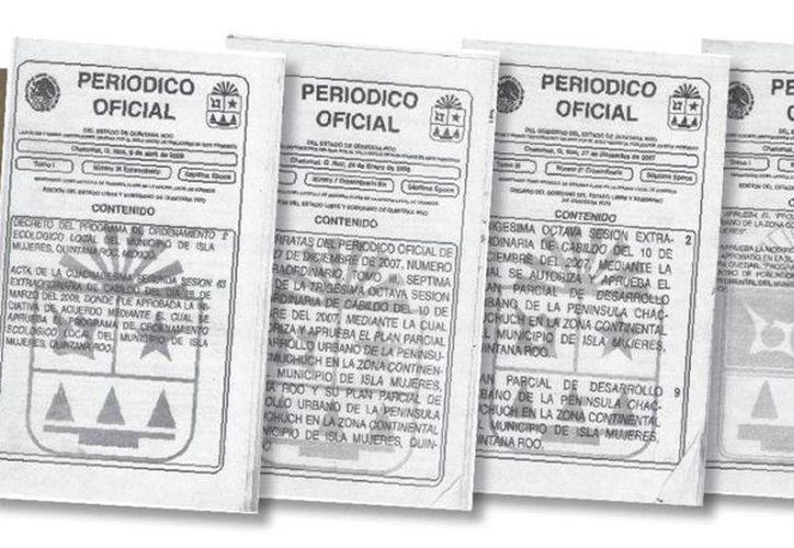 El Periódico Oficial se encuentra desarrollando un Programa de Modernización. (Internet)