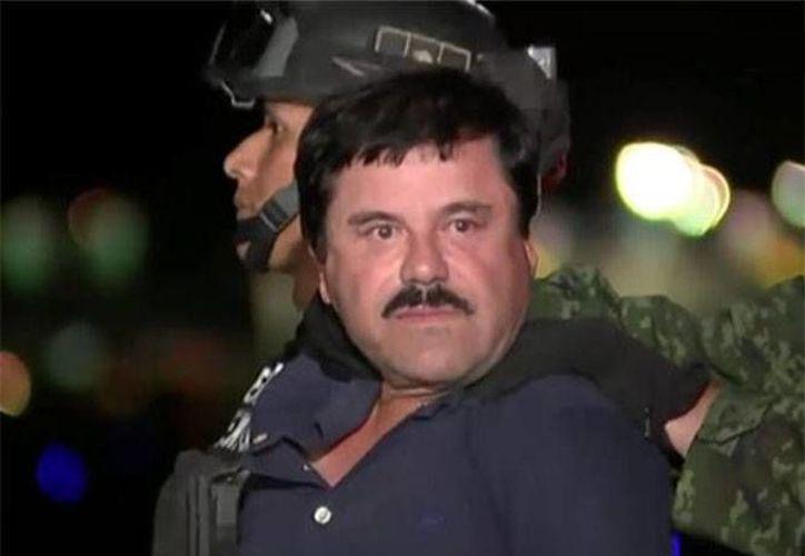 'El Chapo' Guzmán será extraditado de México a Estados Unidos, de acuerdo a la PRG. (excelsior.com)