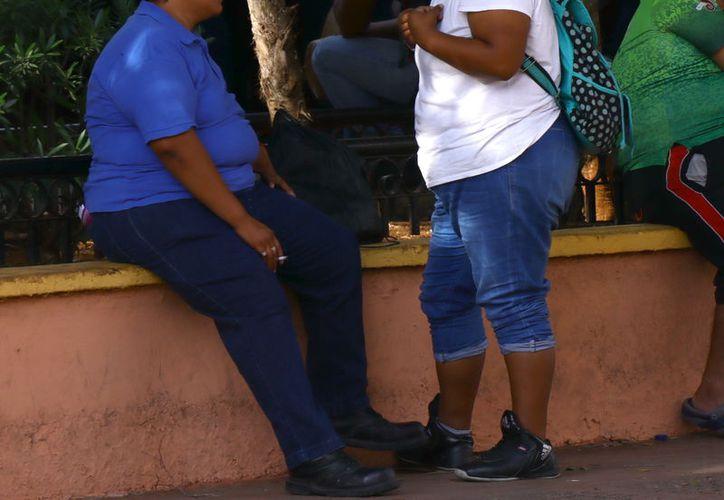 En el Estado hay elevados índices de obesidad y sobrepeso. (Foto: Milenio Novedades)
